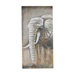 Attractive Elephant Wall decor - Benzara