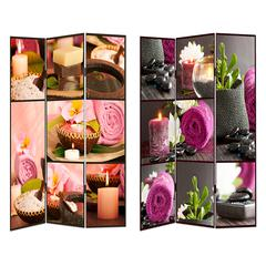 Vibrant And Fascinating Room Divider - Spa2 Theme