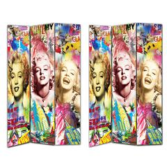 Enticing Room Divider-Marilyn-Colors