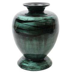 Benzara Admirable Lacquer Bamboo Vase