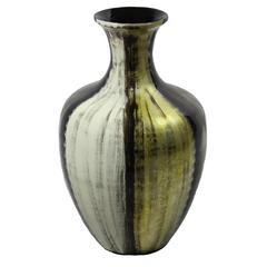 Benzara Spectacular Lacquer Bamboo Vase