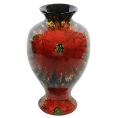Benzara Astonishing Lacquer Bamboo Vase