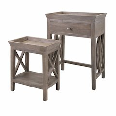 Side Tables - Set Of 2