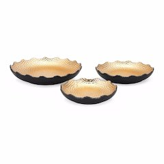 Nova Decorative Trays - Set Of 3