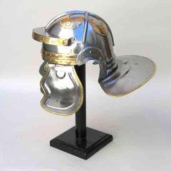 Costume Armor Helmet Roman Imperial Italic