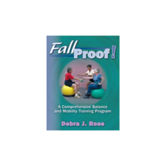 FallProof! 2nd Edition Book by Debra Rose PhD