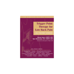 Trigger Point Therapy for Low Back Pain Book