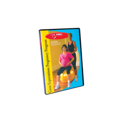 FitBALL FitBALL Great Expectations Pregnancy DVD