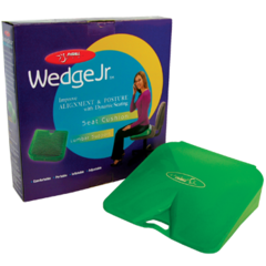 "Wedge Jr 10"" Green (Poly Bag)"