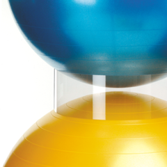 FitBALL FitBALL Display Stacker  Small 45-65cm