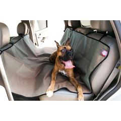 Tan Universal Waterproof Hammock Back Seat Cover By Pet Products