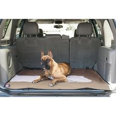 Tan Universal Waterproof SUV Cargo Liner By Pet Products