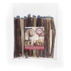 "6"" Long Bully Stick (QTY 12) By Pet Products"