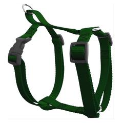 Majestic 28in - 36in Harness Green, Xlrg 100-200 lbs Dog By Majestic Pet Products