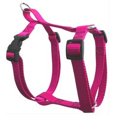 Majestic 28in - 36in Harness Pink, Xlrg 100-200 lbs Dog By Majestic Pet Products