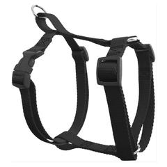 Majestic 20in - 28in Harness Black, Lrg 40 - 120 lbs Dog By Majestic Pet Products