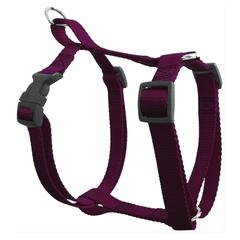 12in - 20in Harness Burgundy, Sml 10 - 45 lbs Dog By Pet Products
