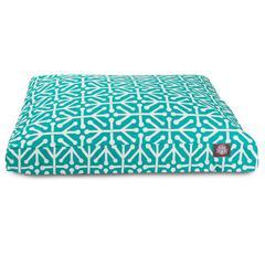 Pacific Aruba Medium Rectangle Pet Bed