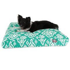 Jade Raja Medium Rectangle Pet Bed