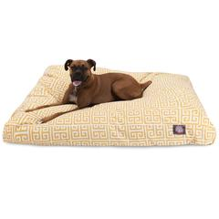 Citrus Towers Extra Large Rectangle Pet Bed