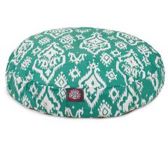 Jade Raja Small Round Pet Bed
