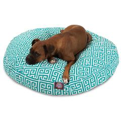 Majestic Pacific Towers Large Round Pet Bed
