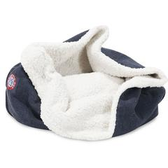 "17"" Navy Wales Burrow Bed"
