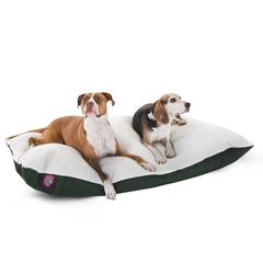 Majestic 42x60  Green Rectangle Pet Bed By Majestic Pet Products-Extra Large