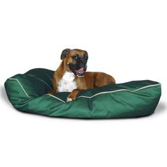 Majestic 35x46 Green Super Value Pet Bed By Majestic Pet Products-Large