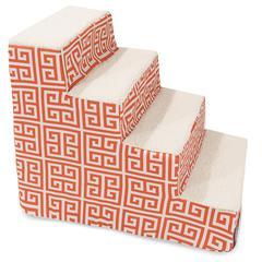4 Step Orange Towers