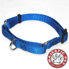 10in - 16in Martingale Blue, 10 - 45 lbs Dog By Pet Products