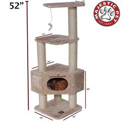"Majestic 52"" CASITA - FUR By Majestic Pet Products"