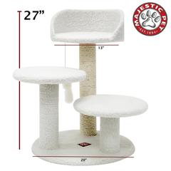 "27"" BUNGALOW - SHERPA By Pet Products"