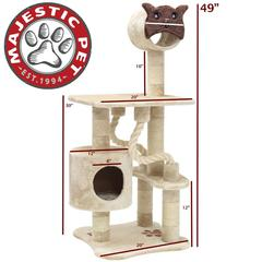 "49"" CASITA - FUR By Pet Products"