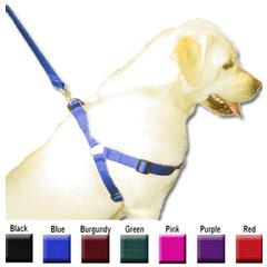 Majestic 25in - 40in Step In Harness Purple, Xlrg 100-200 lbs Dog By Majestic Pet Products