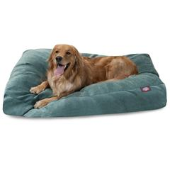 Azure Villa Collection Extra Large Rectangle Pet Bed