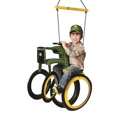 John Deere® Tractor Tire Swing