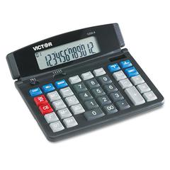 1200-4 Business Desktop Calculator, 12-Digit LCD