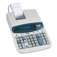 1530-6 Two-Color Ribbon Printing Calculator, Black/Red Print, 5 Lines/Sec