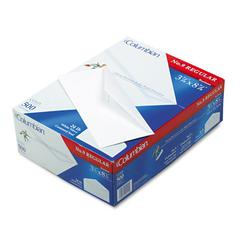 Gummed Flap Business Envelope, #9, 3 7/8 x 8 7/8, White, 500/Box