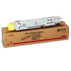 Xerox 106R00670 Toner, 4000 Page-Yield, Yellow