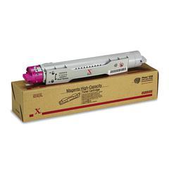Xerox 106R00673 High-Yield Toner, 8000 Page-Yield, Magenta