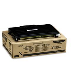 Xerox 106R00678 Toner, 2000 Page-Yield, Yellow