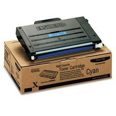 106R00680 High-Yield Toner, 5000 Page-Yield, Cyan