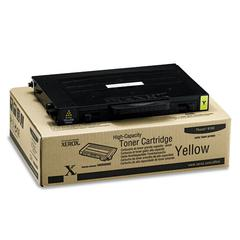 106R00682 High-Yield Toner, 5000 Page-Yield, Yellow