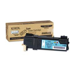 Xerox 106R01331 Toner, 1000 Page-Yield, Cyan