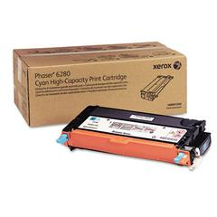 106R01392 High-Yield Toner, 5900 Page-Yield, Cyan