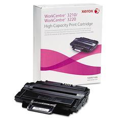 Xerox 106R01486 High-Yield Toner, 4100 Page-Yield, Black