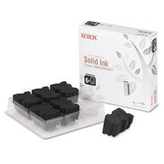 108R00749 High-Yield Solid Ink Stick, 2333 Page-Yield, 6/Box, Black