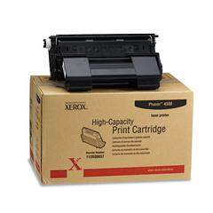 Xerox 113R00657 High-Yield Toner, 18000 Page-Yield, Black